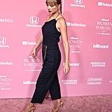 Taylor Swift's Oscar de la Renta Jumpsuit With Gold Chains