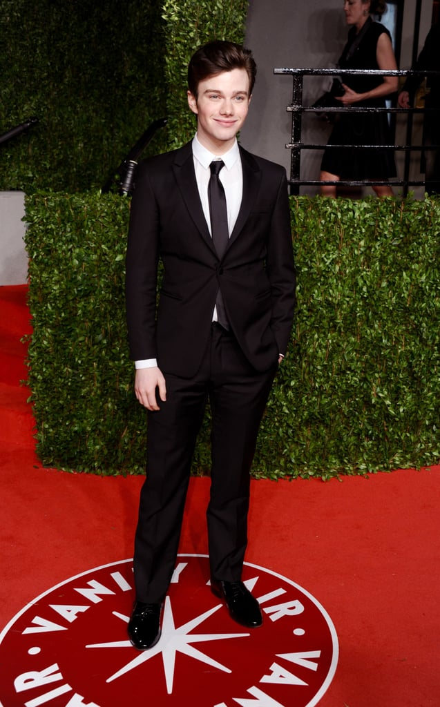 Photos From the Vanity Fair Oscars Party Red Carpet