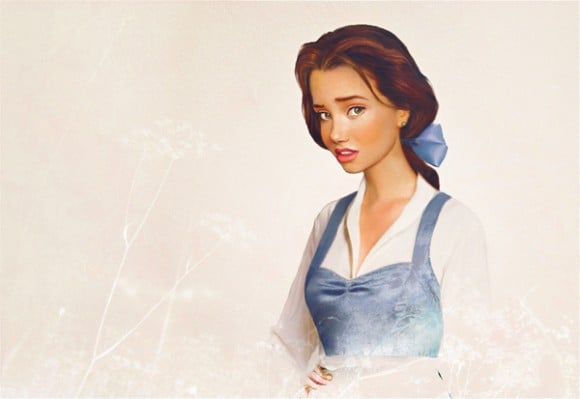 """Real Life"" Belle"