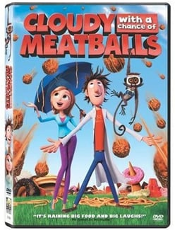 New DVD Releases for January 5, Including Cloudy With a Chance of Meatballs and The Final Destination