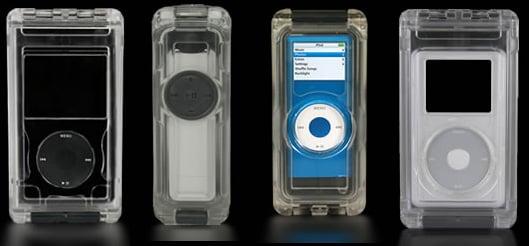 Get in Gear:  OtterBox Waterproof iPod Case