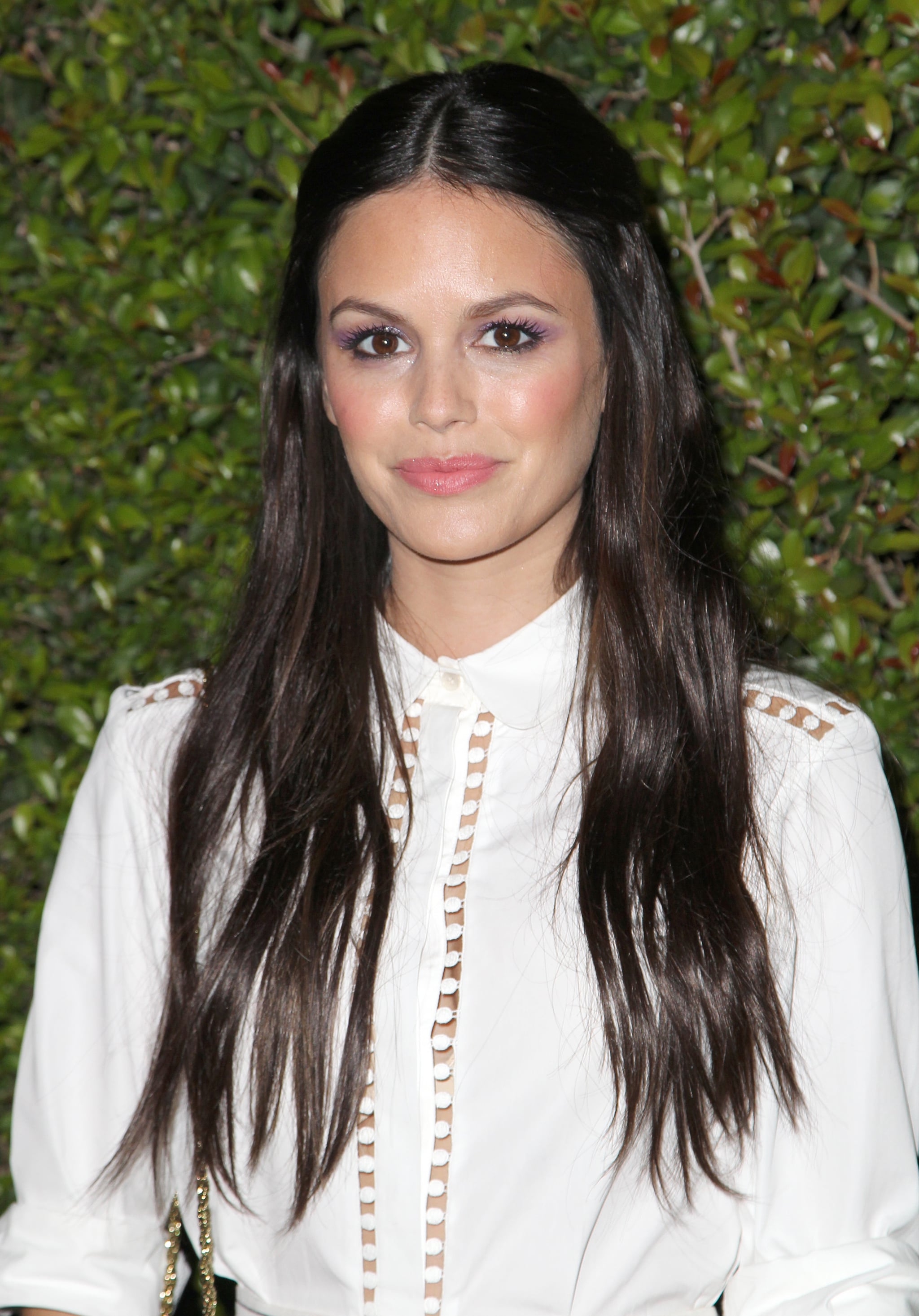 Rachel Bilson on Beauty Mistakes and a Less is More'Routine