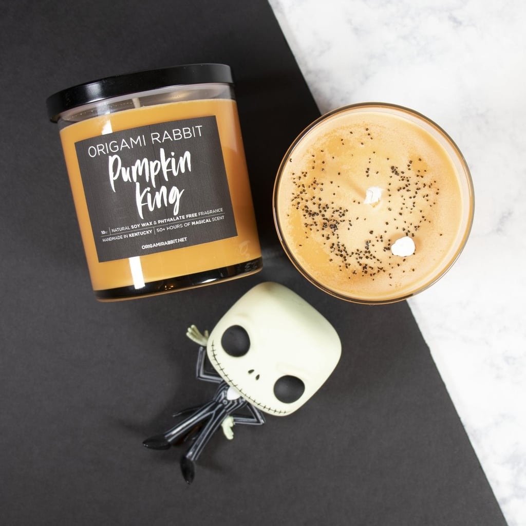 Pumpkin King Soy Candle