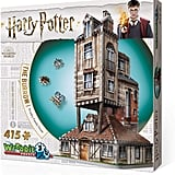 Harry Potter: The Burrow Weasley Family Home 3D Jigsaw Puzzle