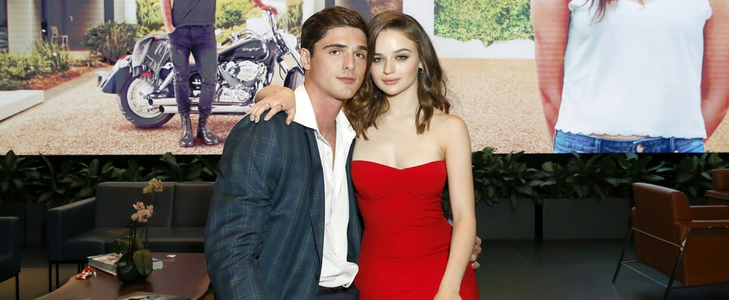 Joey King's Quotes About Jacob Elordi in The Kissing Booth 2