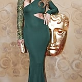 Jennifer Lopez at the 2011 BAFTA Brits to Watch Event