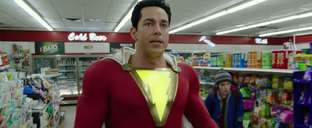 Shazam! Movie Trailer