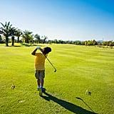 Junior Golf Camp, Virginia