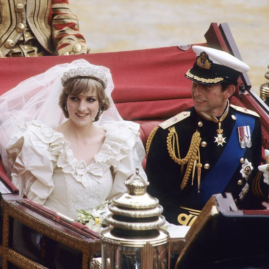 How Long Was Princess Diana's Walk Down the Aisle?