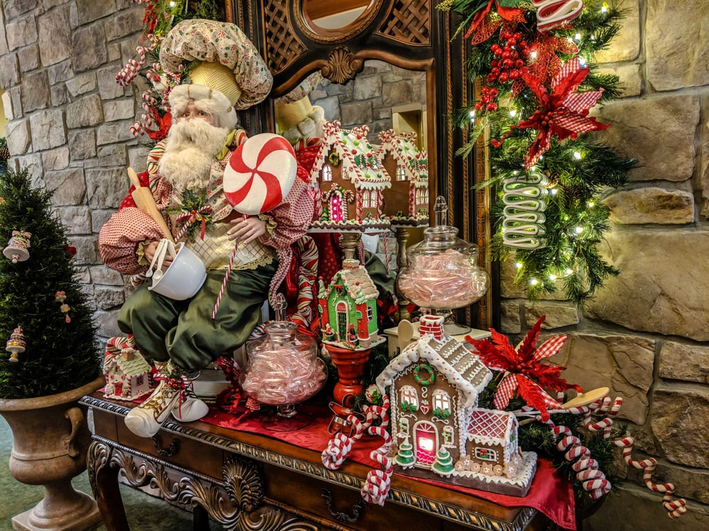 The Christmas Place.The Inn At Christmas Place In Tennessee Popsugar Smart Living