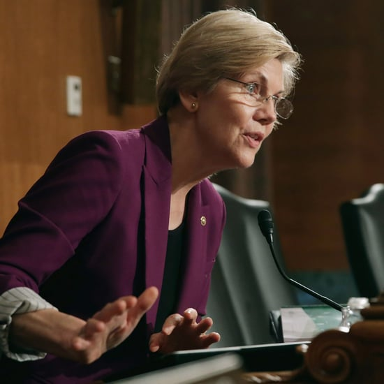 Elizabeth Warren Being Silenced in the Senate
