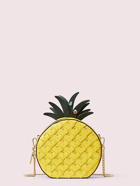 Picnic Pineapple Crossbody