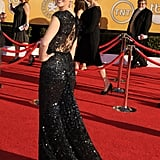 Jayma Mays at the SAG Awards