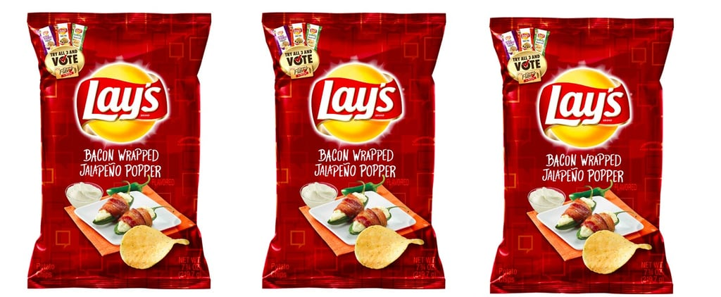These New Lay's Chips Taste Like a Bacon-Wrapped Jalapeño Popper!