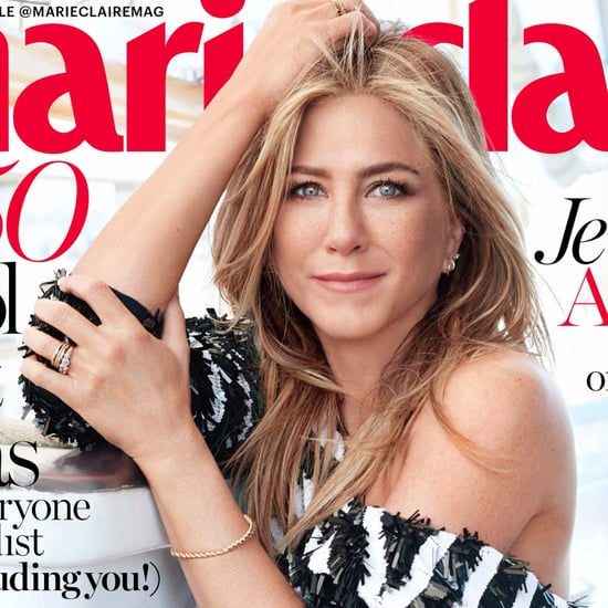 Jennifer Aniston Interview in Marie Claire December 2016