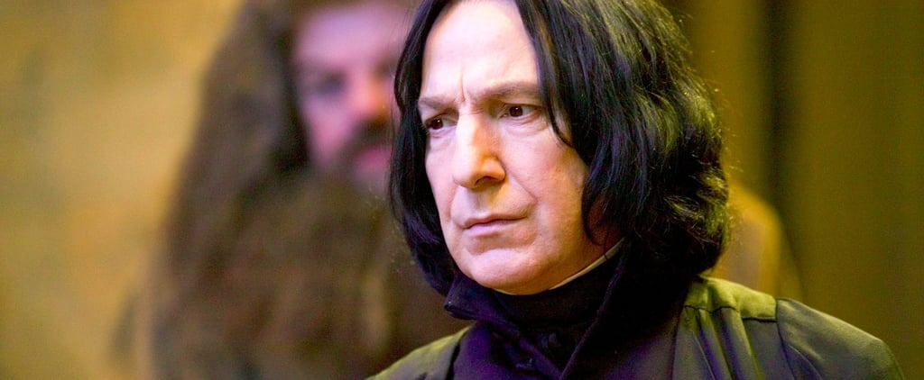 Severus Snape Is Kind of an Assh*le (Dodges Tomatoes)