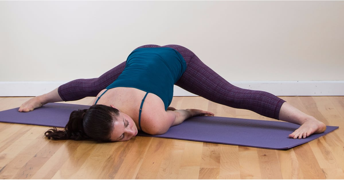 Basic Stretches For Tight Hips Popsugar Fitness