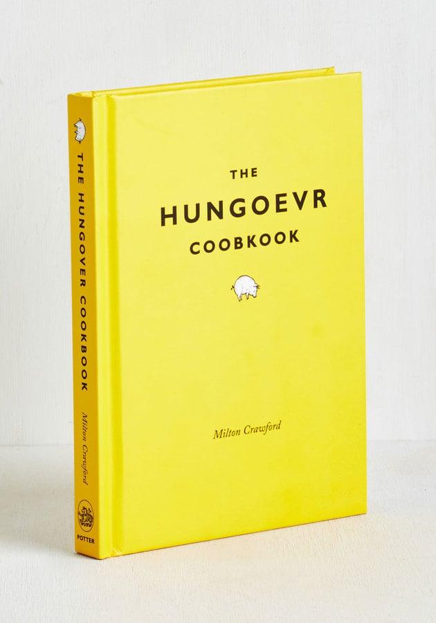 Shop it: The Hungoevr Cookbook ($8, originally $10)
