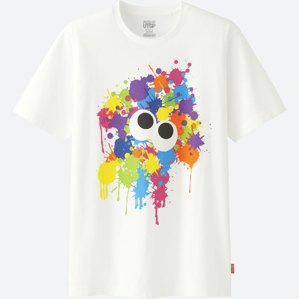 UNIQLO + Nintendo Splatoon Tee
