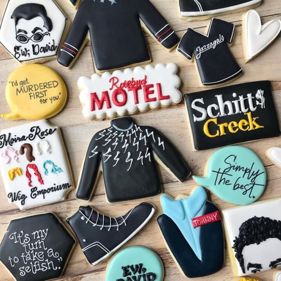 These Schitt's Creek Cookies Are So Cute