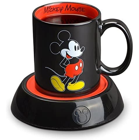Mickey Mouse Mug and Warmer