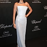 Kendall Jenner's Assymetrical Ralph & Russo Couture Dress