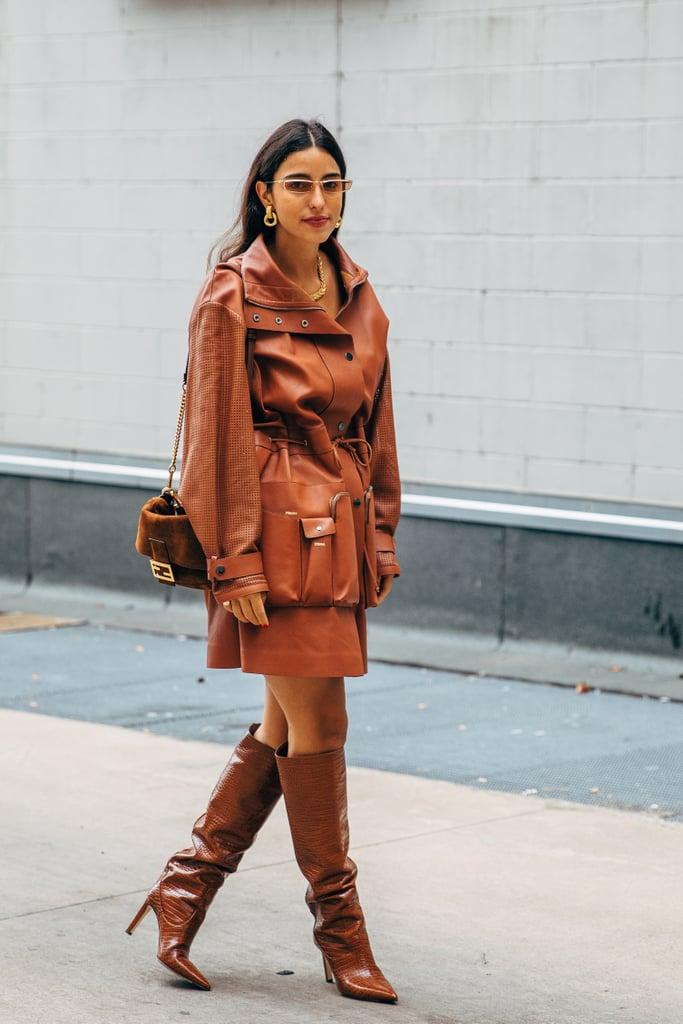 Fall 2019 Fashion Trend: Warm Tones For Fall