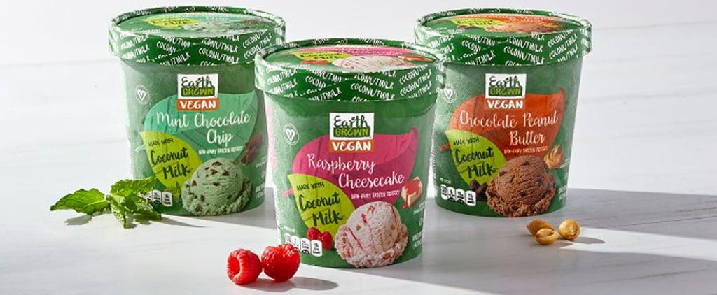 Aldi's Nondairy Coconut Ice Cream Flavors