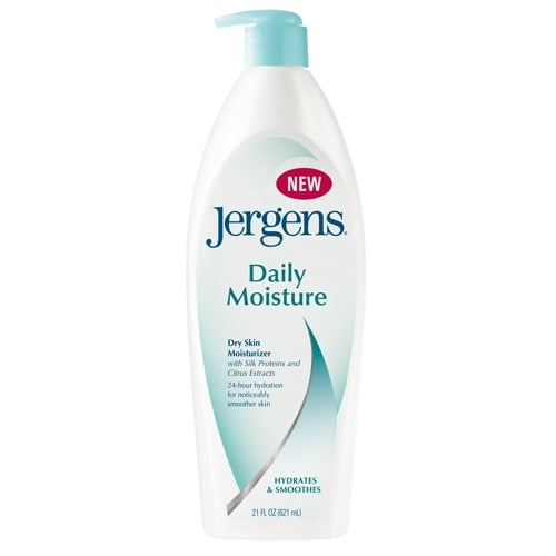 Jergens Daily Moisture Lotion Review
