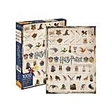 Harry Potter Icons 1000-Piece Puzzle