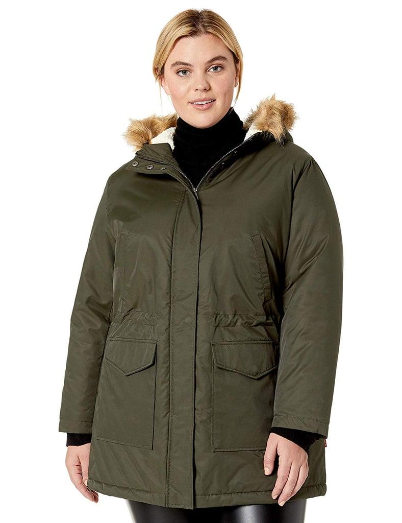 The Best Plus-Size Coats on Amazon