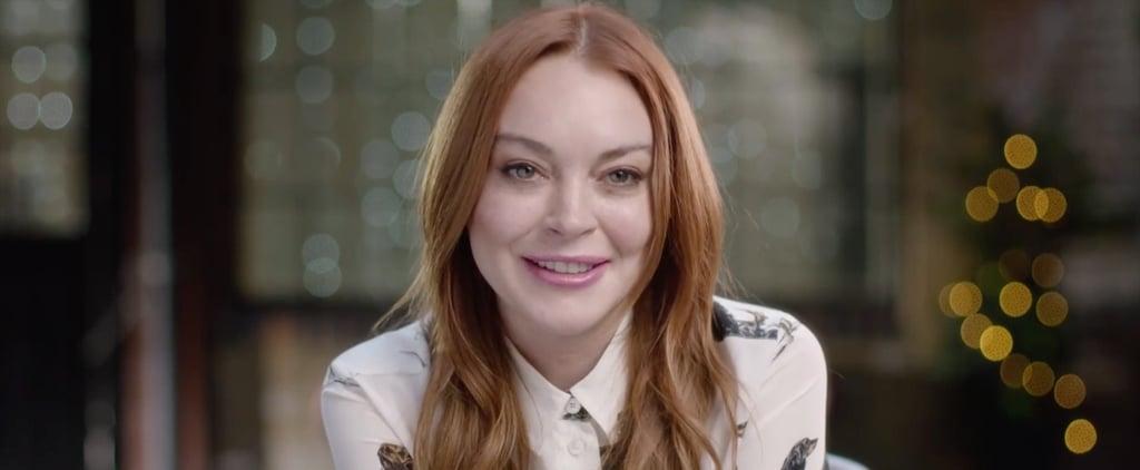 Lindsay Lohan's Prank Reality Show Trailer