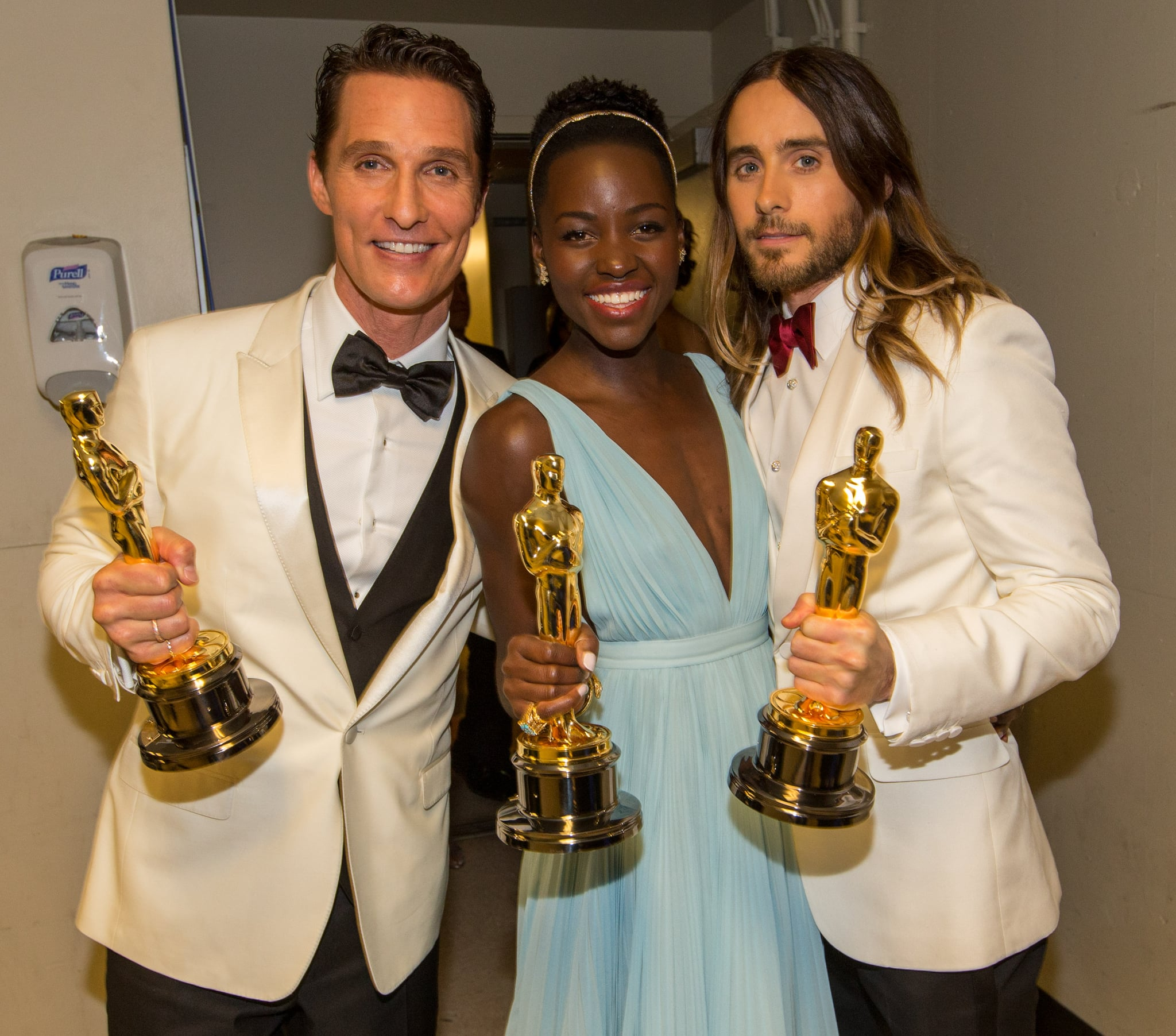 Best Night for Newbies: The Oscars