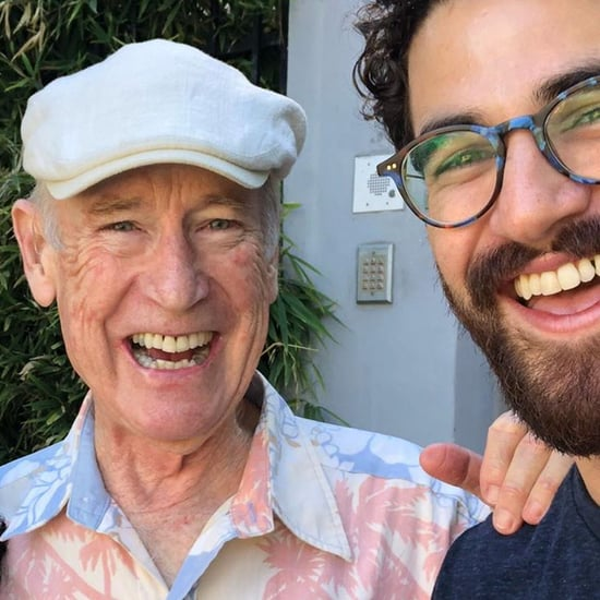 Darren Criss Posts a Tribute on Instagram After His Dad Dies