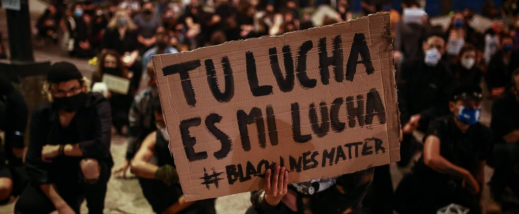Ways White Latinx Can Support the Black Community