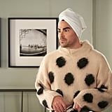 David Rose's Polka-Dotted Sweater on Schitt's Creek