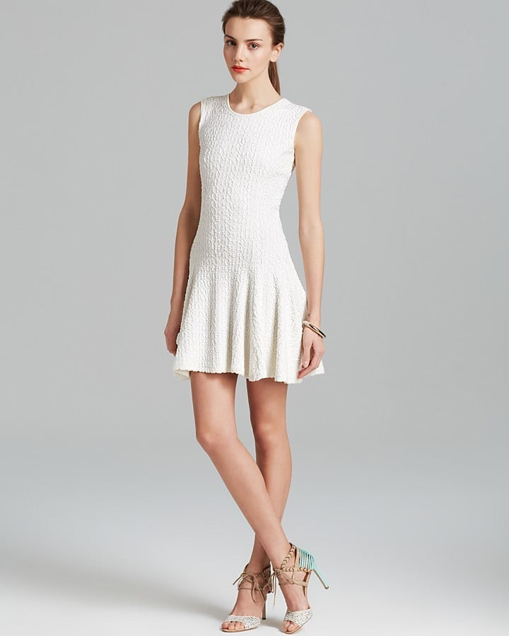 Torn by Ronny Kobo White Dress
