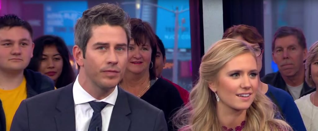 Welp, Here's Another Awkward Interview With The Bachelor's Arie and Lauren