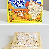 Frosted Pumpkin Pie Pop-Tarts