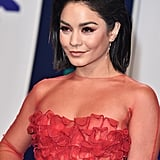 Vanessa Hudgens's Red-Hot Makeup Featured Actual Swarovski Crystals — Because YES!