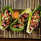 Tandoori Steak Wraps