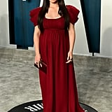 America Ferrera at the Vanity Fair Oscars Party