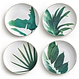 Jetsetter by Rosanna Inc. Botanical Plate Set, $60