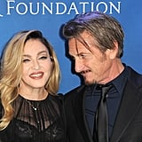 Pictured: Madonna and Sean Penn