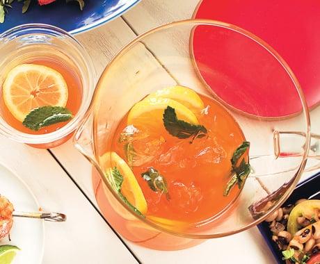 Sweet Tea With Vodka and Lemonade Recipe