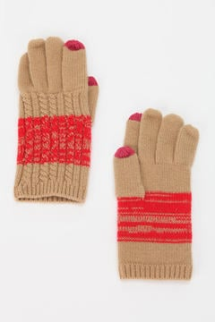 Texting addict? These Verloop Cashmere Texting Gloves ($65) are the perfect trick to staying warm — and connected!