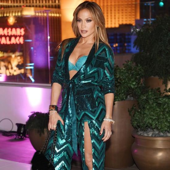 Jennifer Lopez's Sexiest Outfits