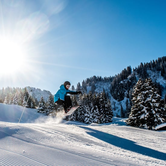 Common Snowboarding Terms