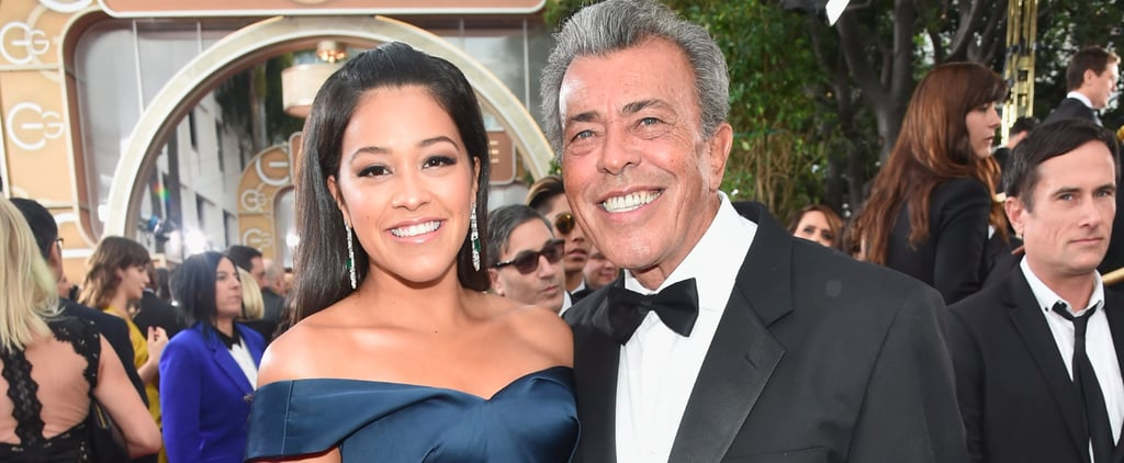 See the Stars and Their Family Members at the Golden Globes!