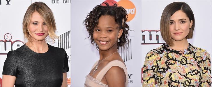 Best Dressed at the World Premiere of Annie 2014